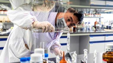 Para los investigadores este es un gran avance ya que ayudaría a los trabajadores de la salud a reducir riesgos de contagio.
