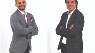 Julián González, Socio & Director de GrupoSet y Jonatan Loidi, CEO del GrupoSet Latam.