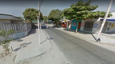 Asesinan a un hombre en La Central, de Soledad