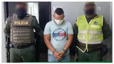 Capturado por herir a bala a hombre en Santo Domingo