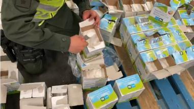 En video | Incautan 7 kilos de droga sintética en puertos de Cartagena