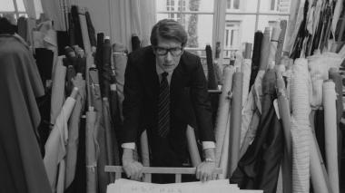 Yves Saint Laurent creó el armario de la mujer contemporánea