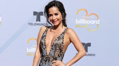 Carmen Villalobos se dio a conocer internacionalmente en la serie 'Sin senos no hay paraíso'.