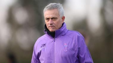 Mourinho niega haber pedido el aplazamiento de la Premier League
