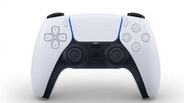 Diseño del control DualSense dado a conocer por Sony Interactive Entertainment.
