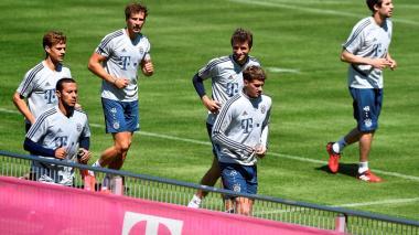 Prográmese: vuelve el fútbol en Alemania