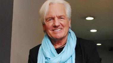 El cantautor argentino Sergio Denis.