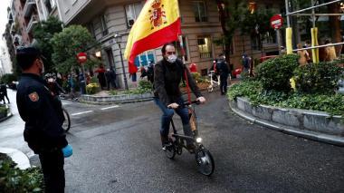 España quiere extender un mes más las medidas excepcionales por COVID-19