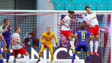 El Leipzig no pasa de un empate ante el Friburgo