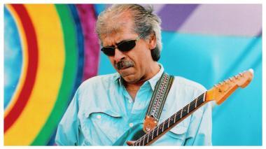 Muere hermano de Carlos Santana, el también guitarrista Jorge Santana