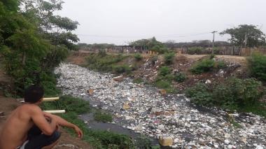 Más de 500 toneladas de basura han sido retiradas de caños y arroyos
