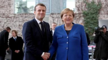 Merkel y Macron propondrán un fondo de 500.000 millones para reconstrucción