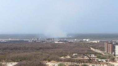 En video   Reportan nuevas quemas en Isla Salamanca