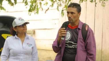 Asesinan a bala a líder social de Becerril, Cesar