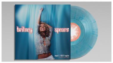 Britney Spears celebra 20 años de su disco 'Oops!... I Did It Again'