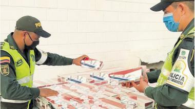 Contrabando de cigarrillos afecta rentas de departamentos: FND