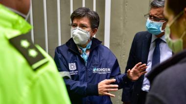 Minjusticia crea mesa técnica para buscar solución a contagios en URI de Bogotá