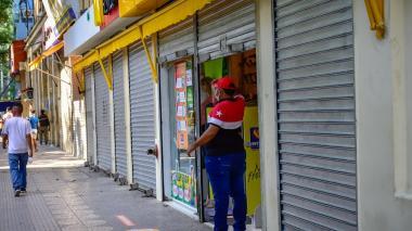 El 80% de los comerciantes de Fenalco del país señalan que ventas siguen en picada