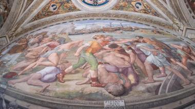 La reapertura contará con homenajes a la figura del renacentista Miguel Ángel.