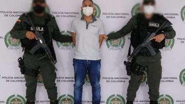 Cárcel para sindicado de extorsionar a ganaderos y comerciantes en Córdoba