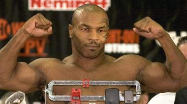 Mike Tyson fue un sólido campeón mundial de boxeo en los pesos pesados. Su pegada era temible.