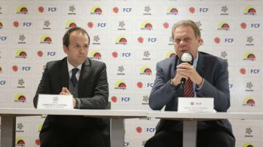 El Ministerio del Deporte se entenderá de ahora en adelante con la Federación