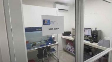 Sede del Laboratorio de Salud Pública.