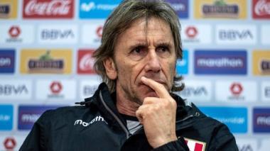 Gareca contempla jugar eliminatorias con futbolistas de la liga peruana