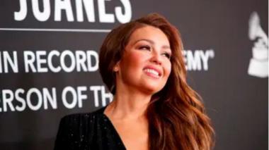 Thalía anuncia disco para niños y vuelve a ser tendencia en redes sociales
