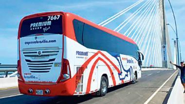 Expreso Brasilia es una de las empresas que esperan reactivarse el 1 de junio.
