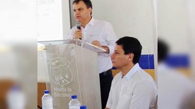 Al asesor del plan de desarrollo de Sincelejo le liquidaron el contrato