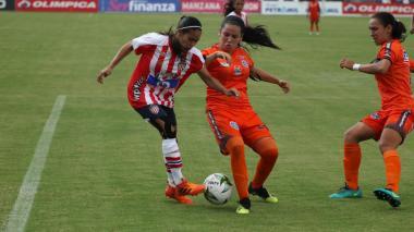 La Liga femenina de fútbol en Colombia comenzaría en septiembre