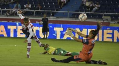 Las acciones del fútbol profesional femenino en Colombia comenzarían este año en septiembre.