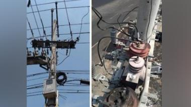 Detectan nuevos casos de manipulación ilegal de la infraestructura eléctrica