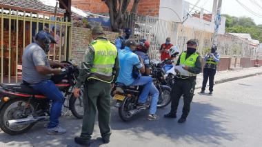 En Cartagena cierran seis barrios para frenar contagios por COVID-19