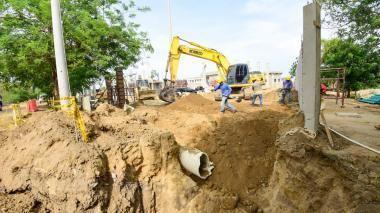 Reinician obras del sistema de acueducto de Baranoa – Polonuevo
