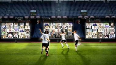 Una grada virtual algo apagada marca el gris regreso del fútbol a Dinamarca