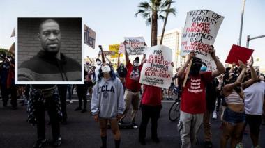 Las protestas se recrudecen en Mineápolis por la muerte de George Floyd
