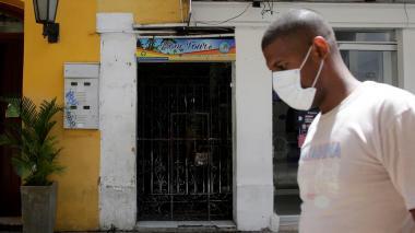 Agencias de viaje de Cartagena claman por ayudas en un plantón virtual