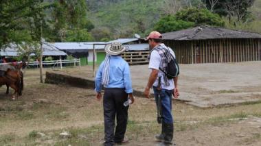Campesinos rechazan presencia de la misión norteamericana en el sur de Córdoba