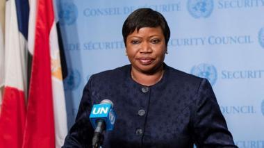 Fiscal de la CPI advierte sobre crímenes contra líderes sociales en el país