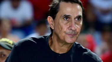 Alexandre Guimaraes, entrenador del América de Cali.