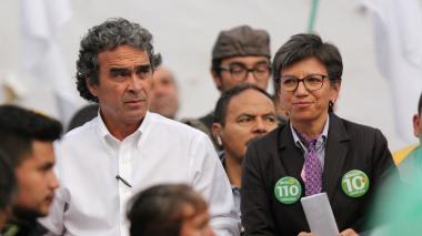 Confusión y poco cuidado: Claudia López y Sergio Fajardo sobre nuevo decreto