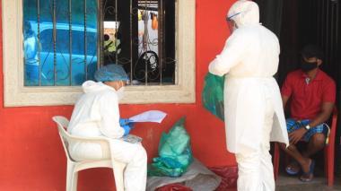 Comenzó búsqueda activa de casos de COVID-19 en Cesar