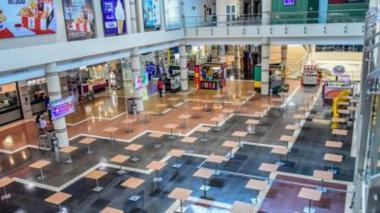 En algunas ciudades los centros comerciales abrirán sus puertas, pero las plazoletas de comida y espacios de recreación no se habilitarán.