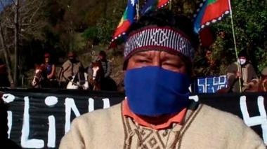 Indígenas chilenos combaten el COVID-19 a caballo y con prácticas ancestrales