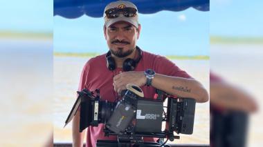 Esta es la primera vez que Jaime Segura dirige una producción en Colombia.