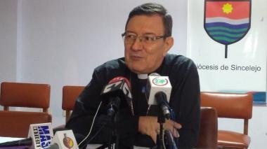 Obispo de Sincelejo llama a preservar la vida en medio de la pandemia