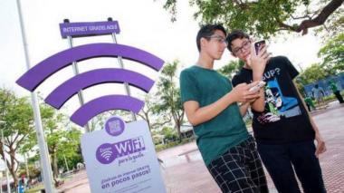 Instalarán 106 antenas WiFi para la conectividad de estudiantes samarios
