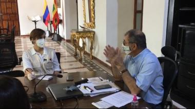 Contraloría inspecciona contratos de la Alcaldía de Cartagena sobre COVID-19